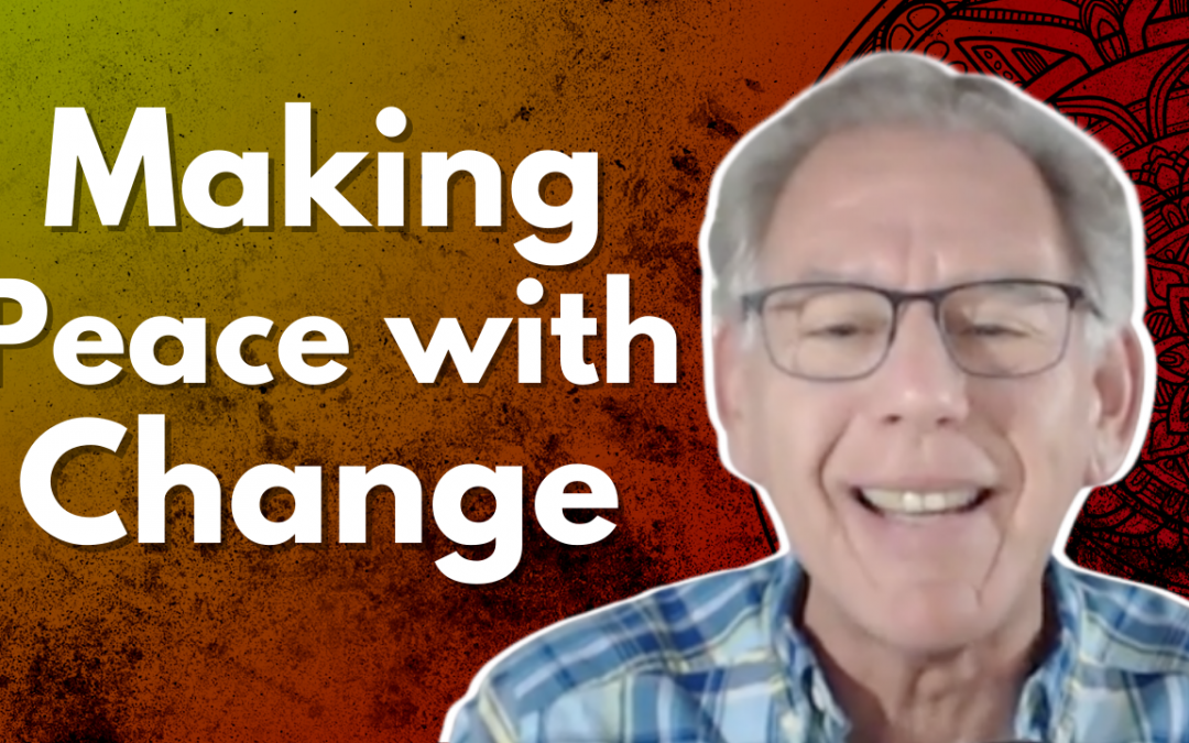 Making Peace with Change – Unraveling Shaltazar